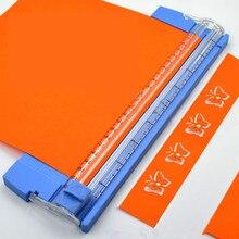 A4 Precision Guillotine Paper Photo Card Cutters Arts & Crafts Rotary Trimmer Cutting Machine