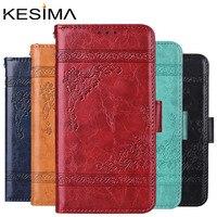 Vintage Brieftasche Leder Fall für Xiaomi Redmi Hinweis 3 4 4X 5A 5 6 7 Pro Fall mit Karte Tasche kick weichen TPU Abdeckung