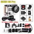 Original EKEN H8 PRO Ultra HD Action Camera com 2.0 'A12 tela Ambarella chip de 4 k/30fps 1080 p/120fps ir h8pro Câmera de Esportes sj