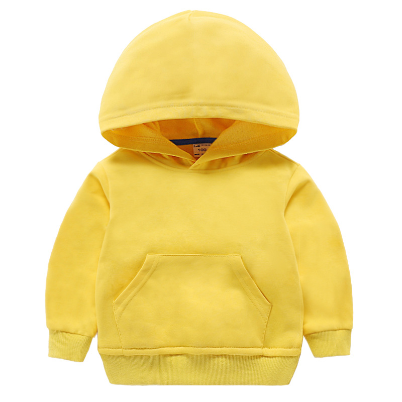 VIDMID Boys jackets for girls kids hooded coat T-shirt Baby Boys Clothes Long Sleeve sweater Children's clothing tops 7060 02 5