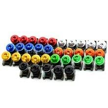 5pieces 6mm motorbike body  fairing screwse For suzuki bandit 1200 sv 650 katana drz sv650 gsr 750 16 15 14 13 12 11 10 09 08 07