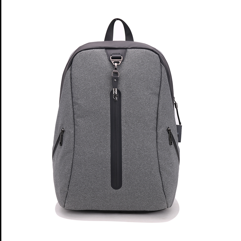 ARCTIC HUNTER New Business 15.6 Inch Laptop Backpack USB Charger Port Anti-theft Alarm System Backpack for Men Polyester Bag arctic hunter usb anti theft alarm system backpack male business travel laptop backpack men s casual back pack men bag