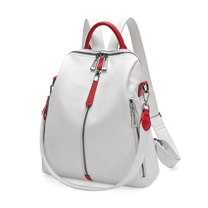 New Fashion Casual Women Anti-theft Backpack 2019 Hight Quality Vintage Backpacks Female Larger Capacity Travel Shoulder Bag