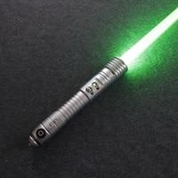 Festo 100 см 6 цветов 12 Вт световой меч металлический меч игрушка 3 комплекта звука плюс немой лазер Jedi sith Luke световой меч ручка металлический меч