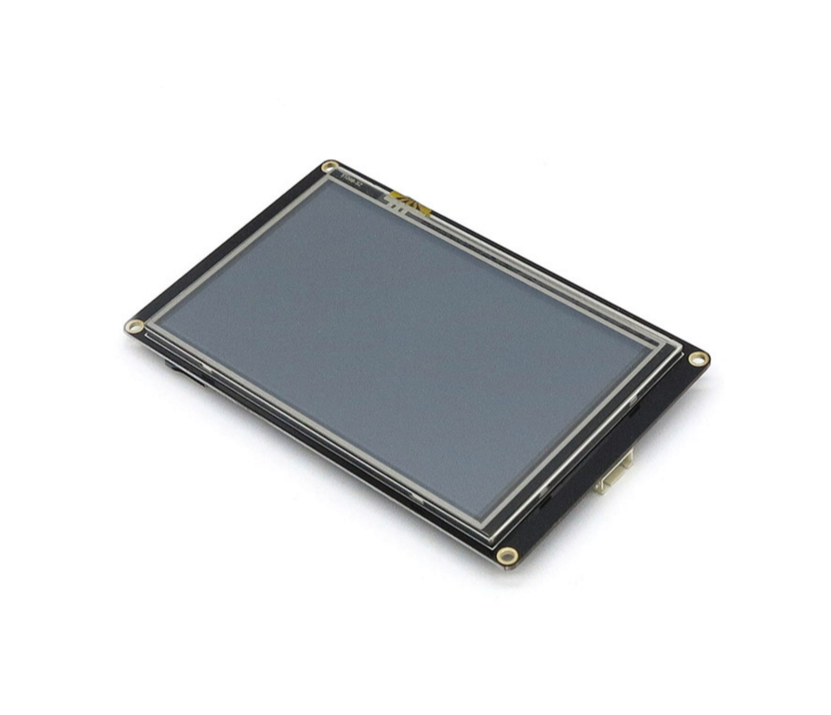 Image 2 - Nextion K7.0 Enhanced HMI Intelligent Smart USART UART Serial Touch TFT LCD Module Display Panel For Raspberry Pi NX8048K070-in LCD Modules from Electronic Components & Supplies
