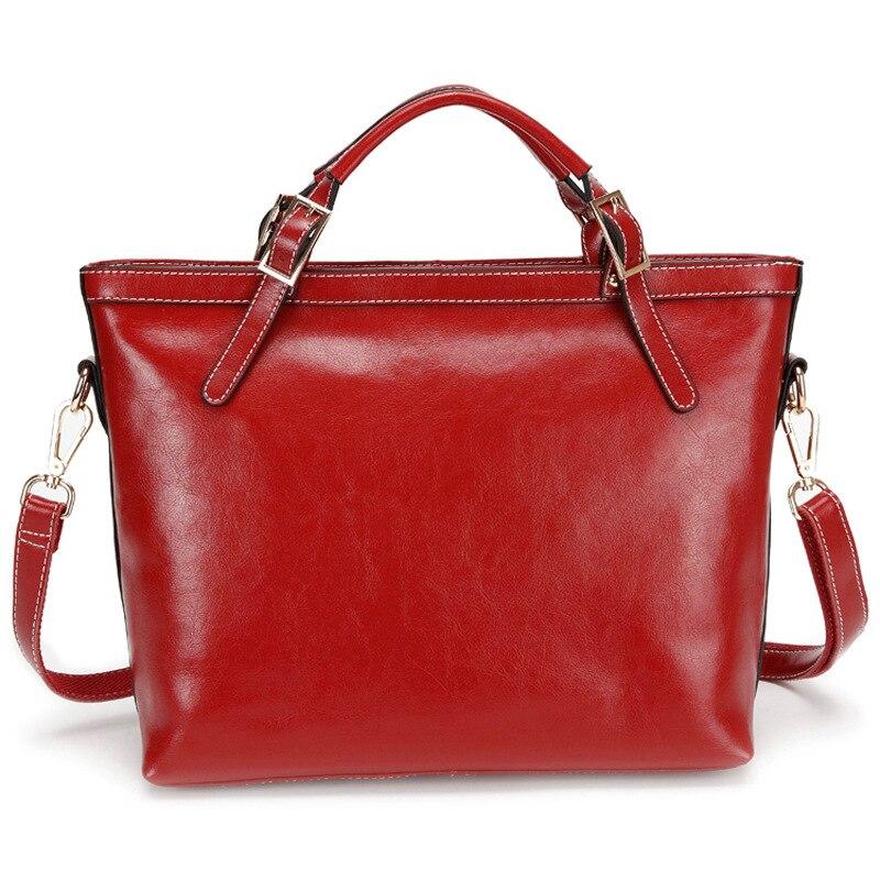 Новые модные женские зимние модные сумки случайные одно плечо сумки, женские из натуральной яловой кожи двойной использовать фирменный диз…