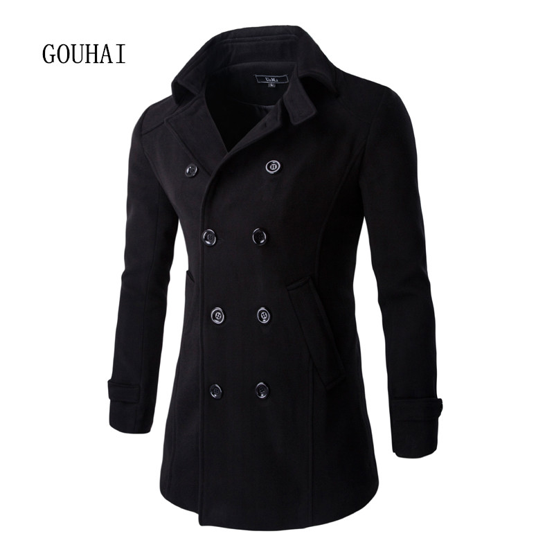 Popular Mens Wool Car Coat-Buy Cheap Mens Wool Car Coat lots from ...