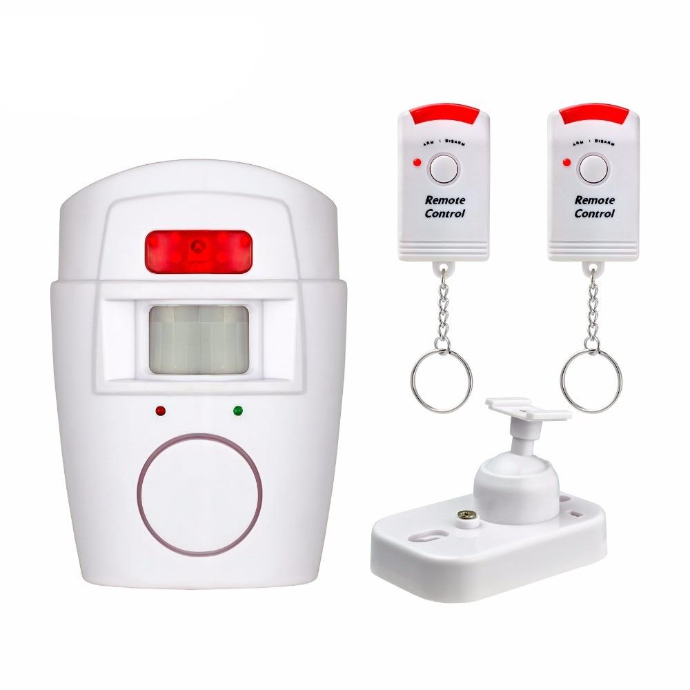 הנמכר ביותר חשמלי 105dB קול רמת PIR חיישן אלחוטי PIR תנועת חיישן מתג עם אוראוטומציה של בניין   -
