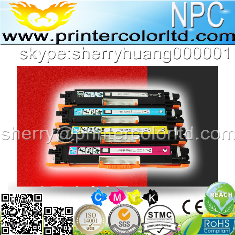 Подробнее о 4pcs Compatible CF350A CF351A CF352A CF353A 130A Color Toner Cartridge for HP Color LaserJet Pro 130A MFP M176n M176 M177fw M177 насадка фрезерная строгальная 102 мм для echo 352 353 нмз нфс 4
