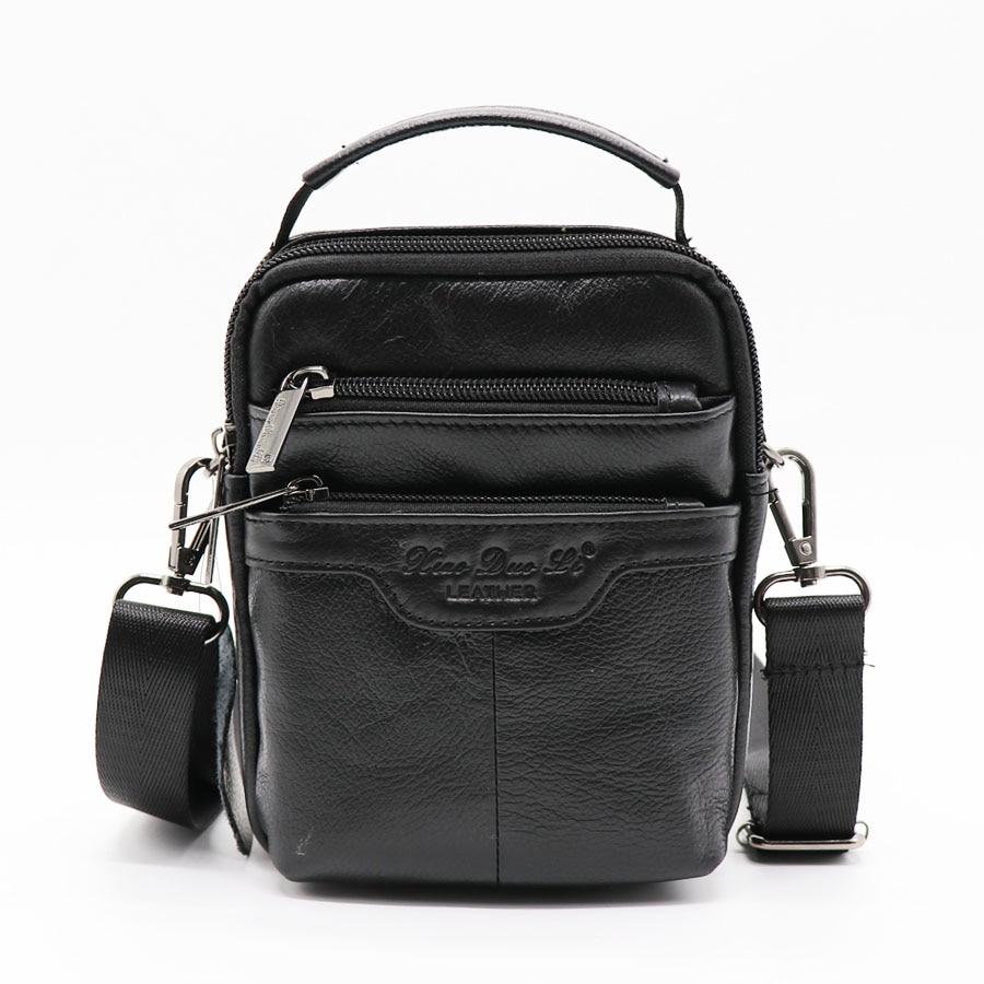 купить Brand Genuine leather Mini Casual&Business Bag Men's Handbag Messenger Bag Belt Waist Pack Shoulder Bag Crossbody Travel Bags онлайн