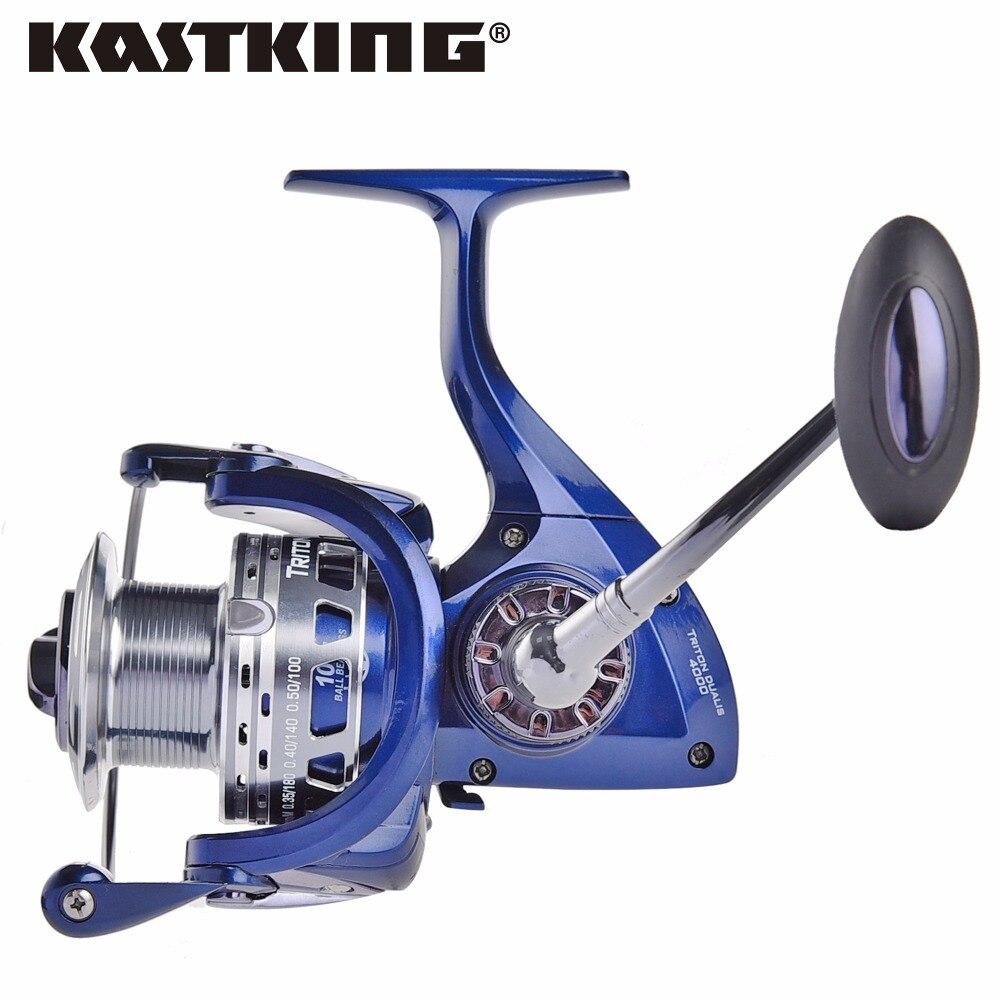 Kastking brand 2017 6 7 1 4 7 1 two speeds spinning reel for Fishing reel brands