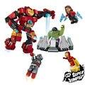 Ultron SY357 Super Heroes Avengers 2 Edad Destructor Hulk Figura de Bloques de Construcción de Ladrillo Compatible Con El regalo