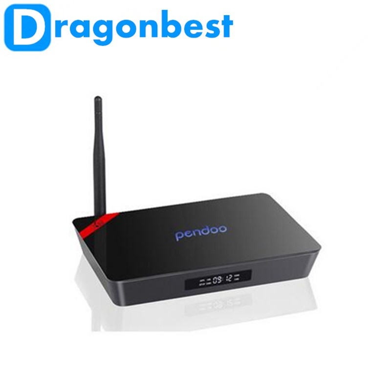 TV Box 2 GB 16 GB Amlogic X92 S912 Android 6.0 OctaCore CPU 16.1 BT 4.0 2.4/5.8G