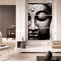 Full Diamond Embroidery Buddha portrait Diamond mosaic pattern DIY square Drill Drawing Resin Craft diamond Painting Rhinestone