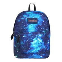 Starry Style laptop backpack feminina backpack Women school Bag teenagers man computer Backpack For Boys/Girls senkey style high quality men nylon backpack for school bag teenagers boys laptop computer bag man schoolbag rucksack mochila