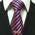 Lingyao 10 см мужские ну вечеринку свадебные галстуки мода диагональными полосами галстук все-матч рубашку платье