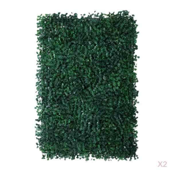 Artificial Lawn Plants Grass Wall Turf Panel for Wedding Venue Decor
