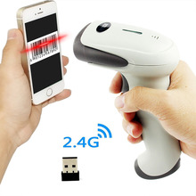 ZYXRZYL RZ2802C  1D Barcode Scanner  Wireless  CD Reader arcode Reader for Mobile Screen Payment цена и фото