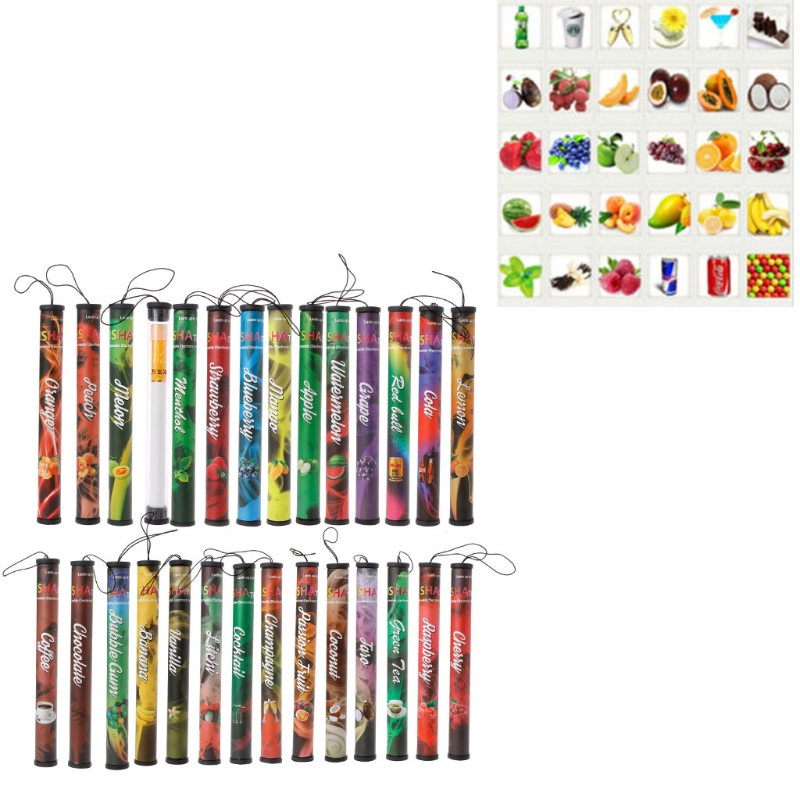 Hot sale Fruits Flavor 500 Puffs Disposable Vapor ...