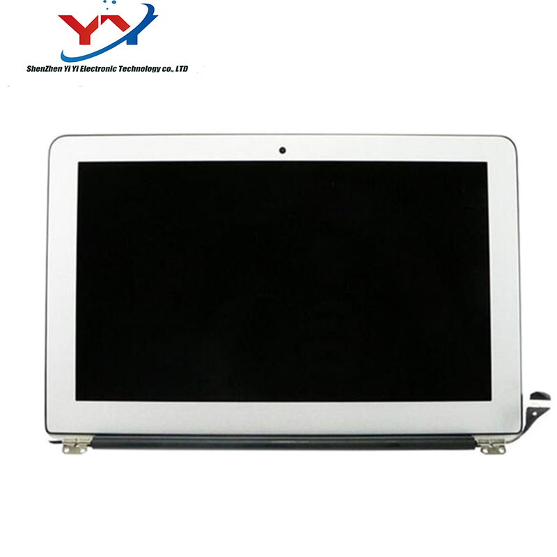 "FREE SHIPPING Original USED 11.6"" For Apple Macbook Air A1370 lcd assembly 661-5737661-6069 replacement lcd display"
