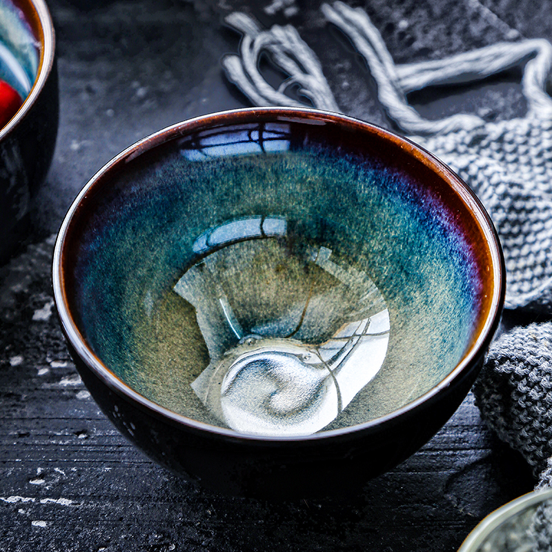 Ceramic Household Tea Bowl