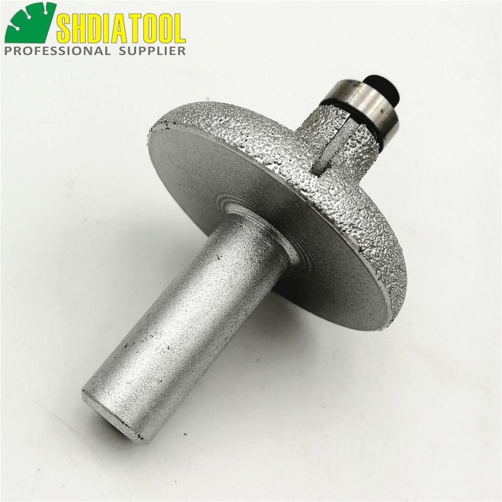 SHDIATOOL No.22 Mèches de toupie diamantées brasées sous vide avec - Outils abrasifs - Photo 4