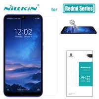 for Xiaomi Redmi 8 8A 7A 7 6 6A Glass Nillkin Tempered Glass Screen Protector for Xiaomi Redmi 8 8A 7A 7 6 Pro 6A 5 Plus Glass