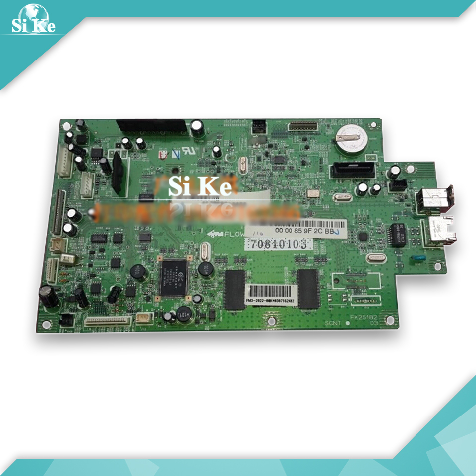 Free shipping  Mainboard For Canon MF4680 MF 4680 Formatter board Main board on sale 100% guarantee test main formatter board for hp designjet 130 c7790 20271 mainboard free shipping on sale