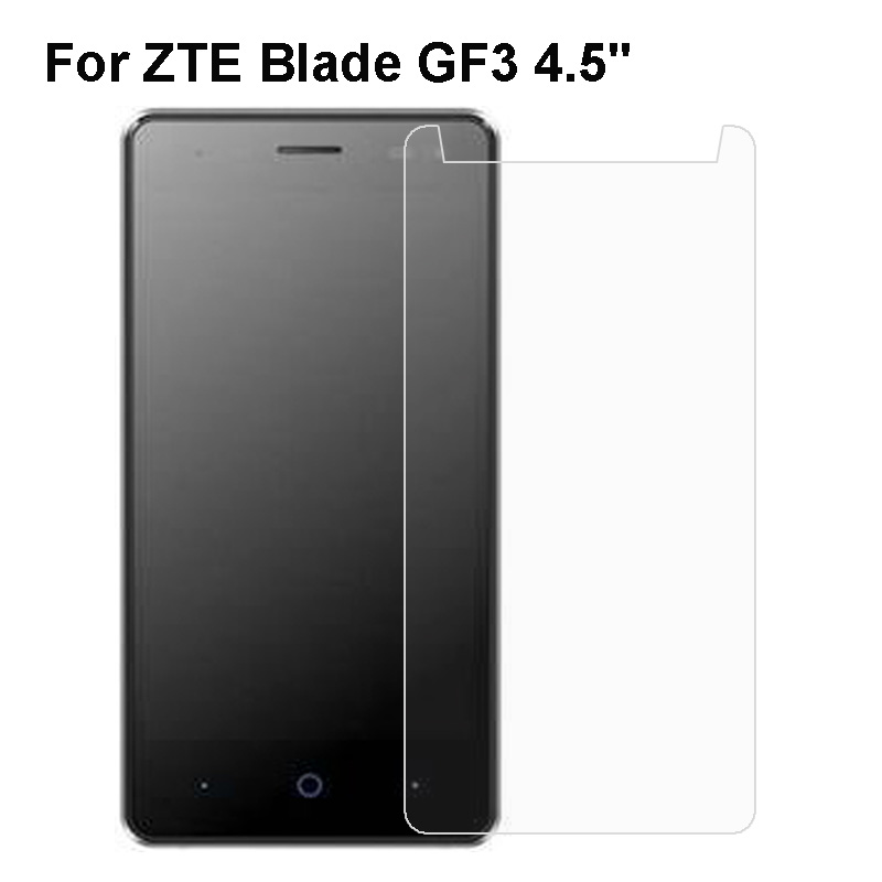 ZTE GF3 T320 T 320 Tempered Glass 9H 2.5D Premium Phone Screen Protector Film For ZTE Blade GF3 GF 3 Q Pro Qpro 4.5 Inch Glass