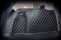 Customized full covered car trunk mats for BMW X3 F25 waterproof cargo liner mat boot carpets for X3