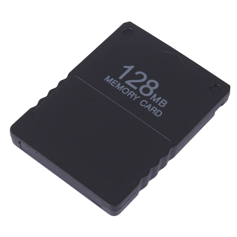 New 128mb Memory Card Save Game Data Stick Module For Sony Ps2 For Playstation 2 128m Extended Card Game Process Saver #2