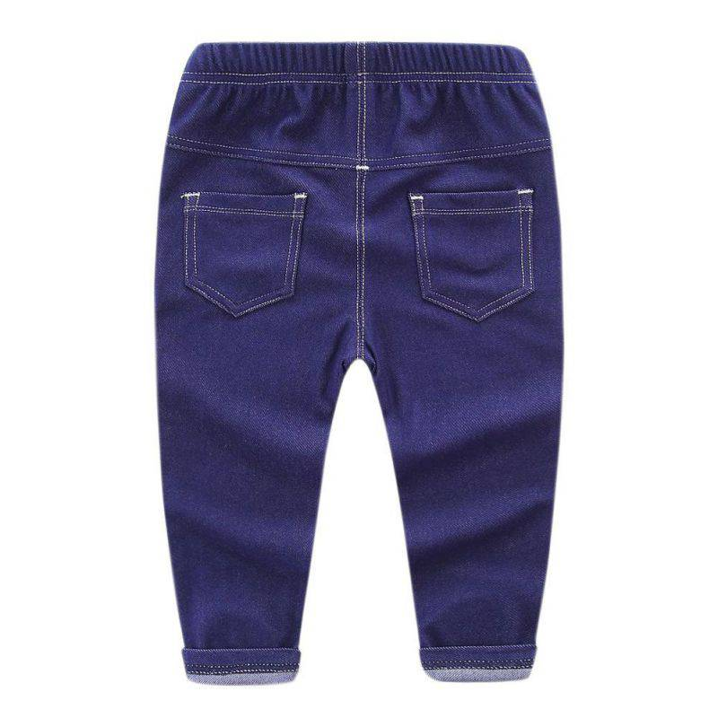Boys-Girls-Pants-Jeans-Fashion-Kids-Jeans-for-Spring-Fall-Childrens-Denim-Trousers-Kids-Blue-Black-for-2-6Y-Kids-Designed-Pants-3