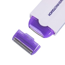 Instant and Pain-free Finishing Touch Hair Remover
