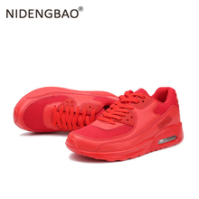 New Unisex Running Shoes Comfortable Lightweight Walking Sneakers Mesh Breathable Air Cushion for Outdoor Sport