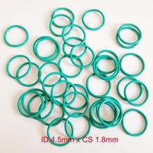 ID4.5mm*CS1.8mm viton rubber o rings oring seal gasket id5mm cs1 8mm viton rubber o rings oring seal gasket
