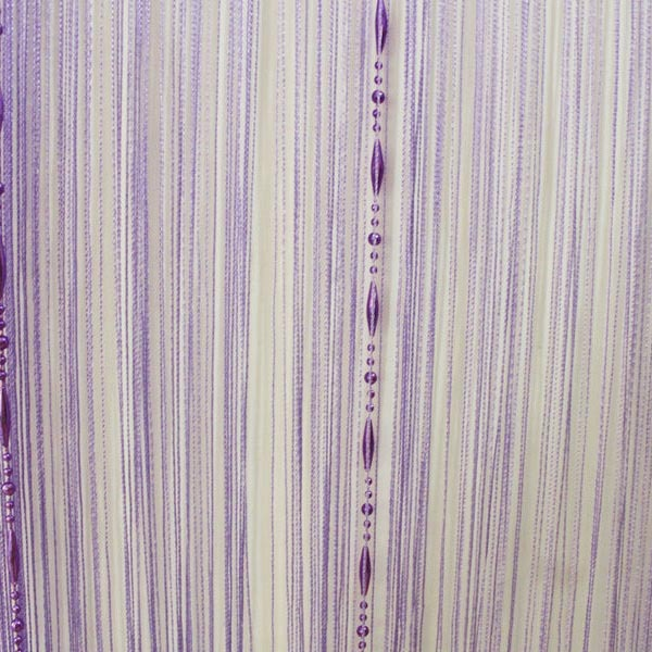 Eyelets For Curtains Factory Price! Fashion Chain Beads Fringe String Curtain Panel Window Room Divider
