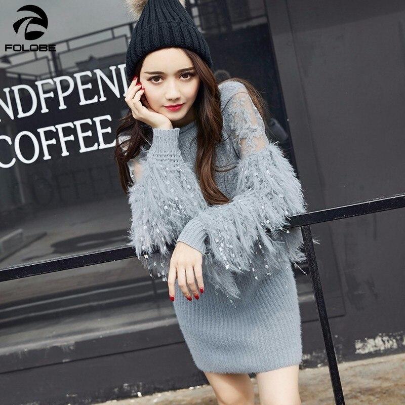 Pull Tricot Nouveau Femme Vêtements Manches Folobe Lanterne Femmes O Printemps De Mode Gray Pulls Pour Cou Jumper Lâche 2019 wEqTwgxI