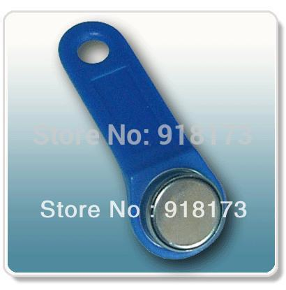 300pcslot 1990A-F5 TM card touch memory ibuttoni-button key handle For guard tour system sauna lock card