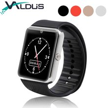 Valdus GT08 Smartwatch Sedentary Remind Sleep Monitoring Phone Call Sport Smart Watch Pedometer For Android Smartphone