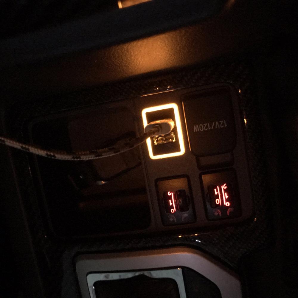toyota super charge usb 93