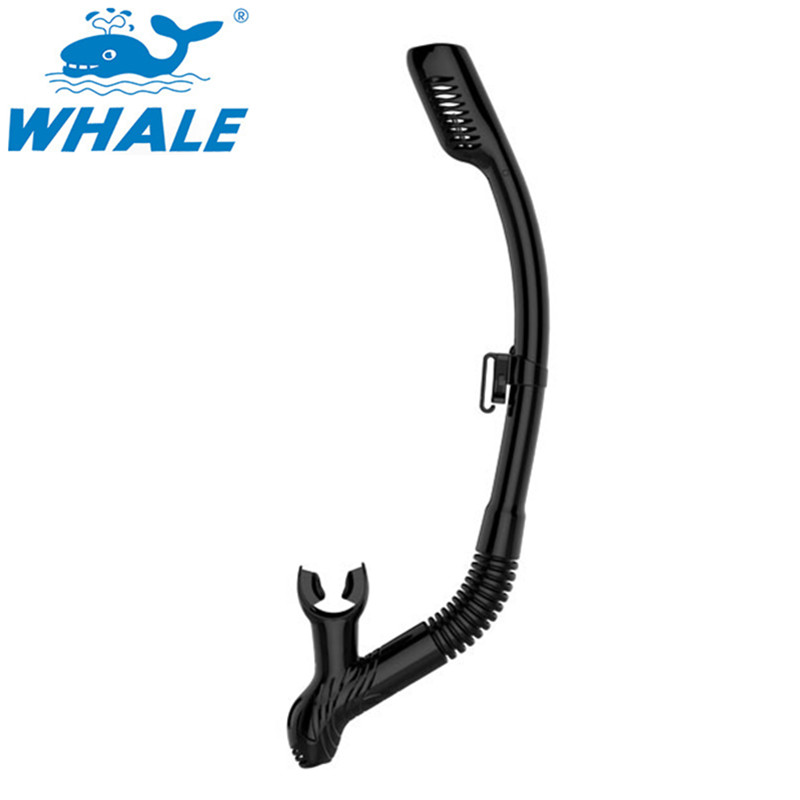 Professional Swimming Snorkel With Silicone Mouthpiece Easy Breath Scuba Diving Tribord Set Tube Dry Snorkeling Equipment 2019