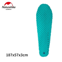 NatureHike Ultralight Egg Crate Inflatable Single Mummy Sleeping Pad