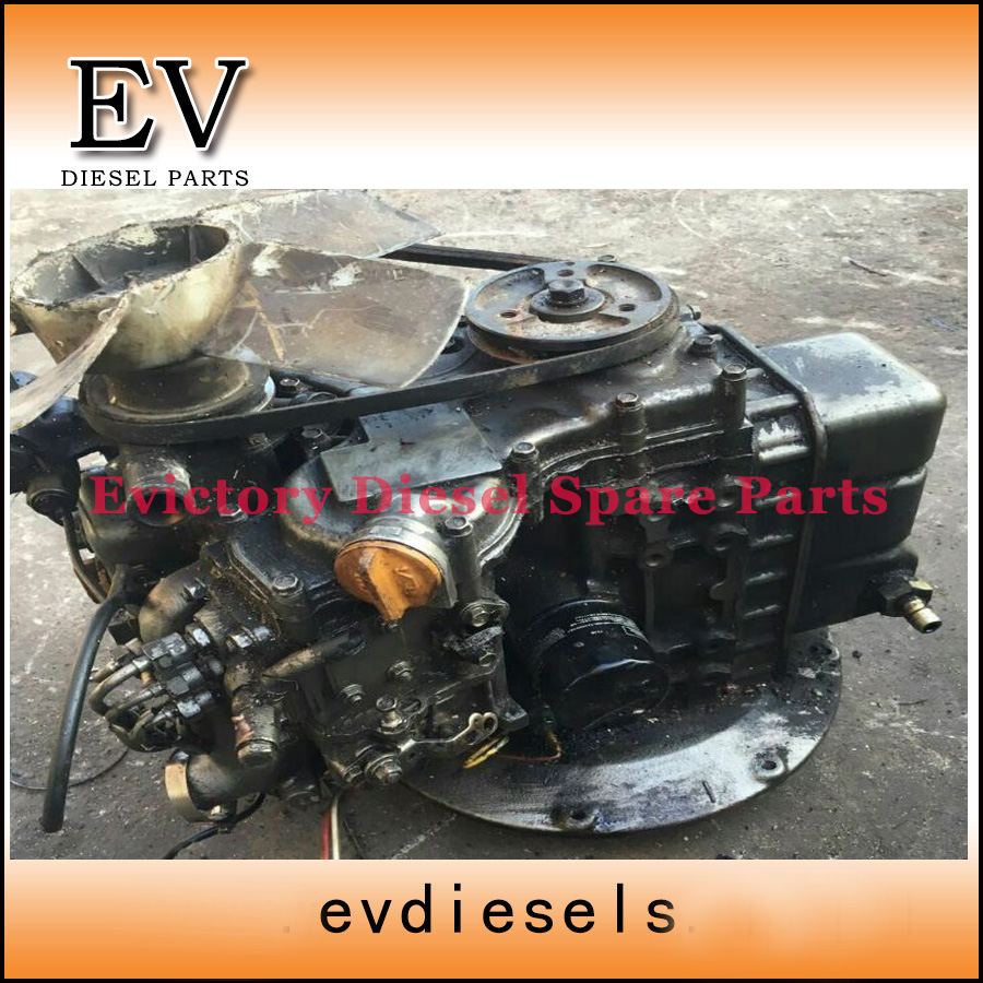 Yanmar 3D68E 3TNE68 Engine Assy For Mini Excavator -in