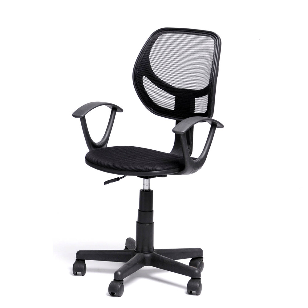 Task Chairs With Arms Aingoo Pneumatic Seat Height Adjustment For Easy Positioning Office Computer Chair With Arms With 360 Degree Rotating Wheel In Office Chairs From