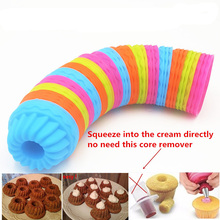 Pumpkin Fondant Cake Baking Mold Silicone Muffin Cupcake Mold DIY Baking Tools For Cakes Cake Decorating Tools цена и фото