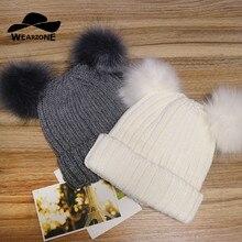 2016 Высокое Качество Теплые Шерстяные Шапки Вязаные Шапочки Hat Бесконечность Шарф Зимний Skullies & Шапочки Шапка Для Женщины и Мужчины