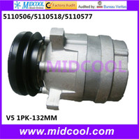 HIGH QUALITY AUTO AC COMPRESSOR V5 FOR DAEWOO 5110506 5110518 5110577