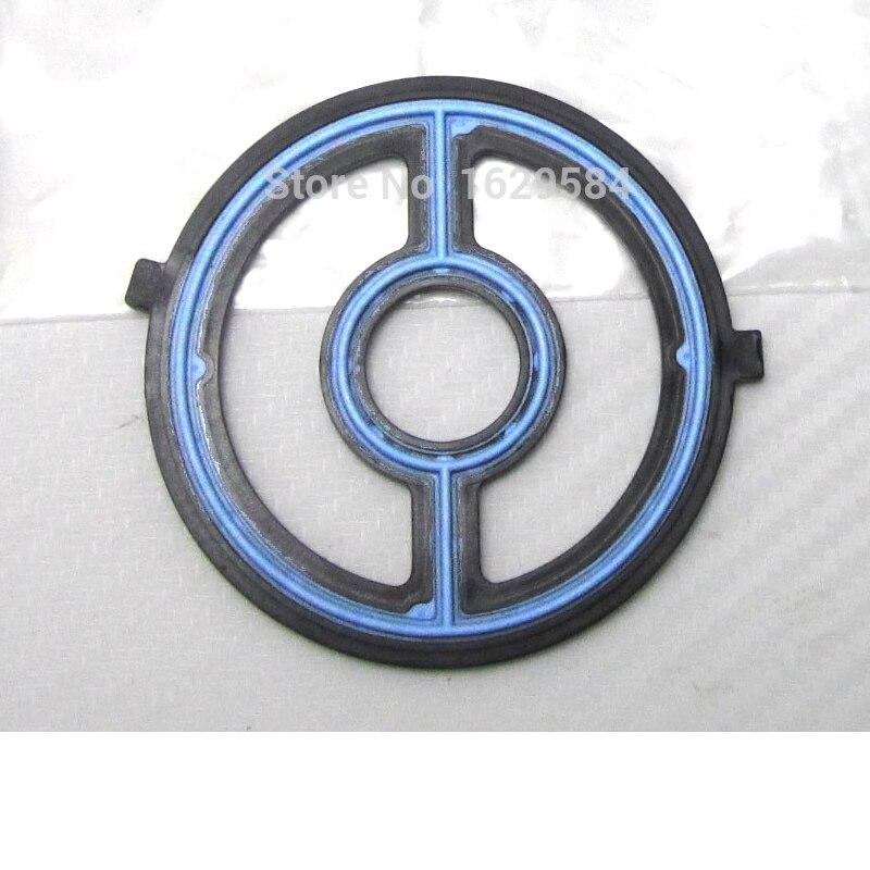 Engine Oil Cooler Seal Gasket For Mazda Engine 3 5 6 Cx 7: 50 Pcs Brand New Oil Cooler Adapter Gasket Seal Oil Cooler