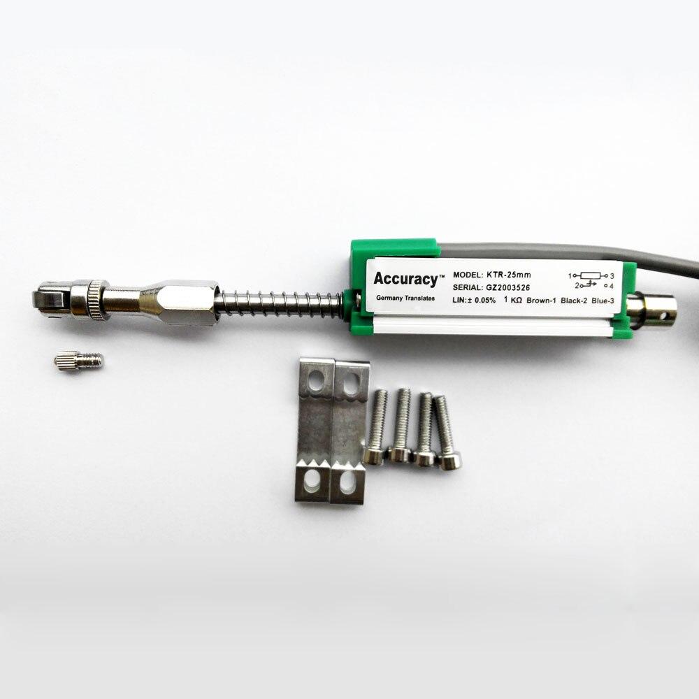 Linear Displacement Sensor Electronic Ruler Miniature