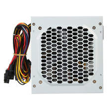 High Quality 400 Watt Computer PC CPU Power Supply 20+4-pin 120mm Fans ATX PCIE w/ SATA